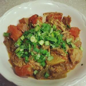 island pork stew